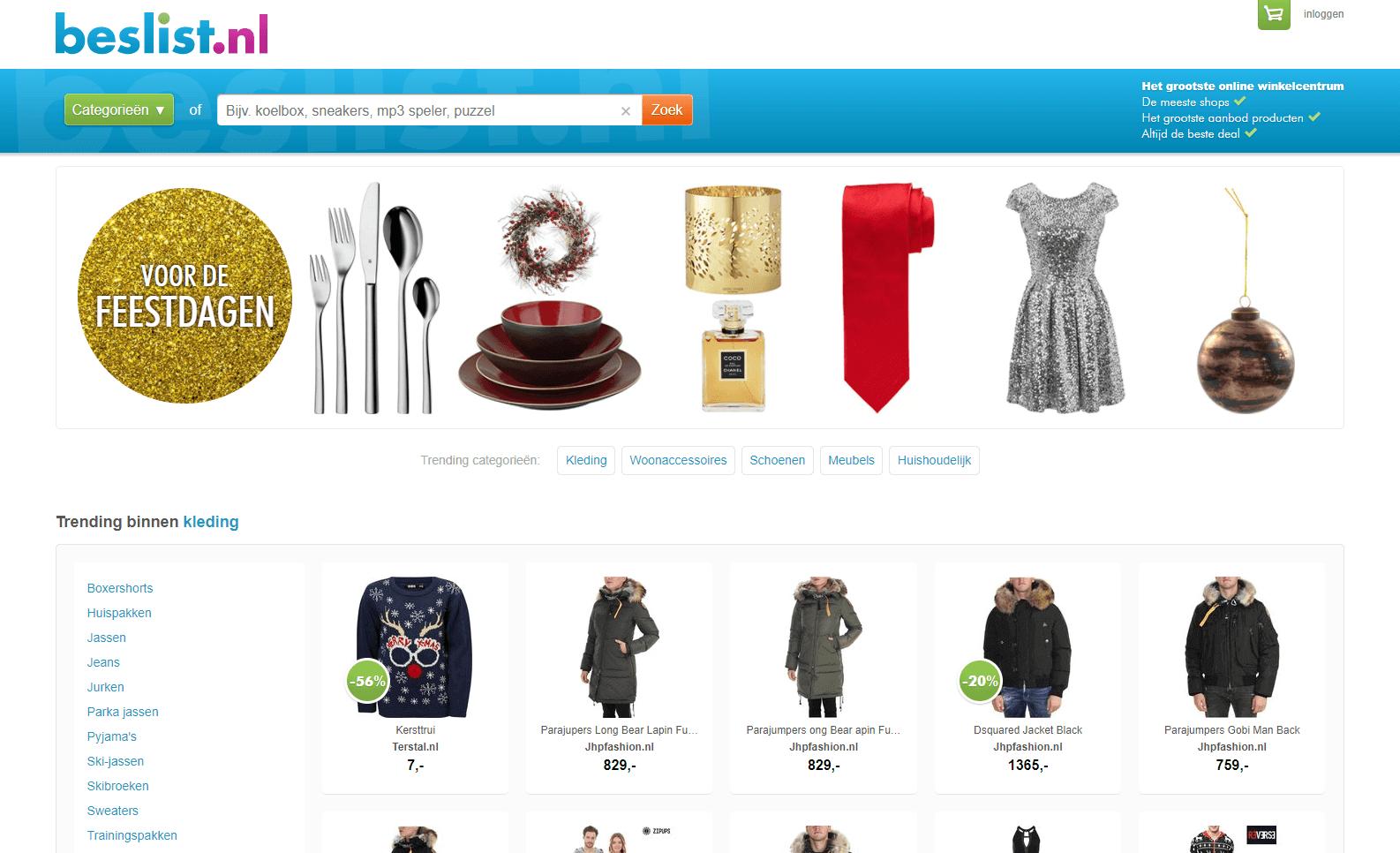 verkopen via beslist.nl