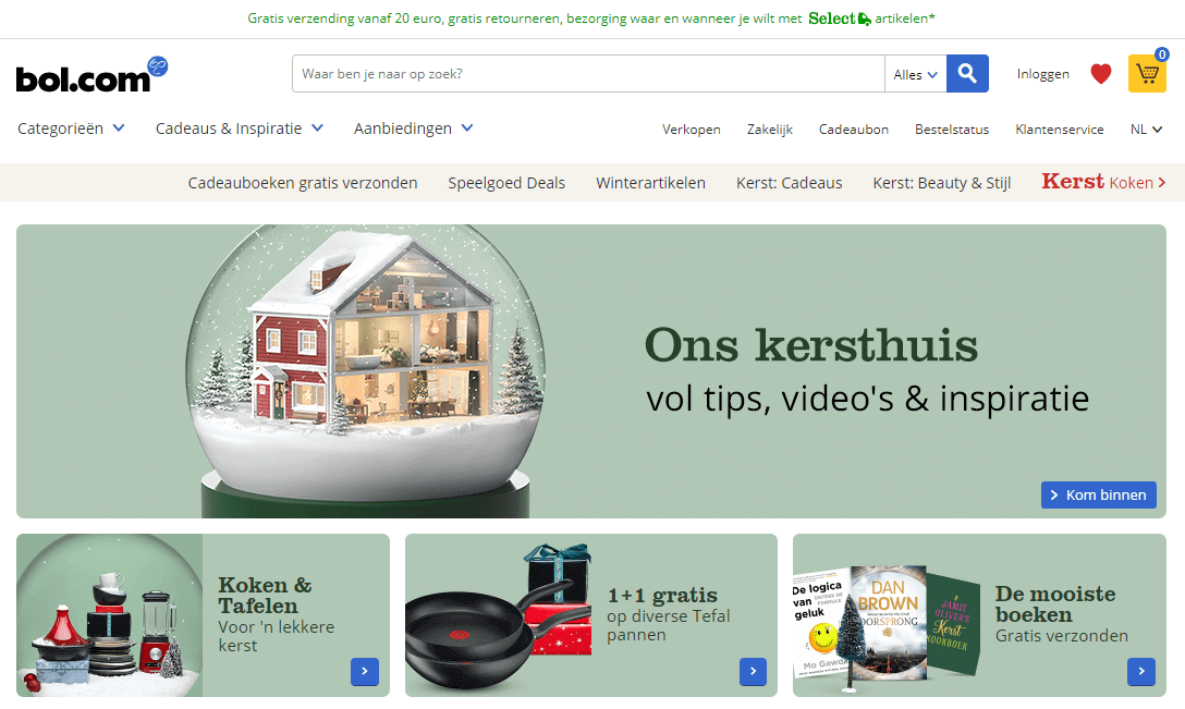 verkopen via bol.com
