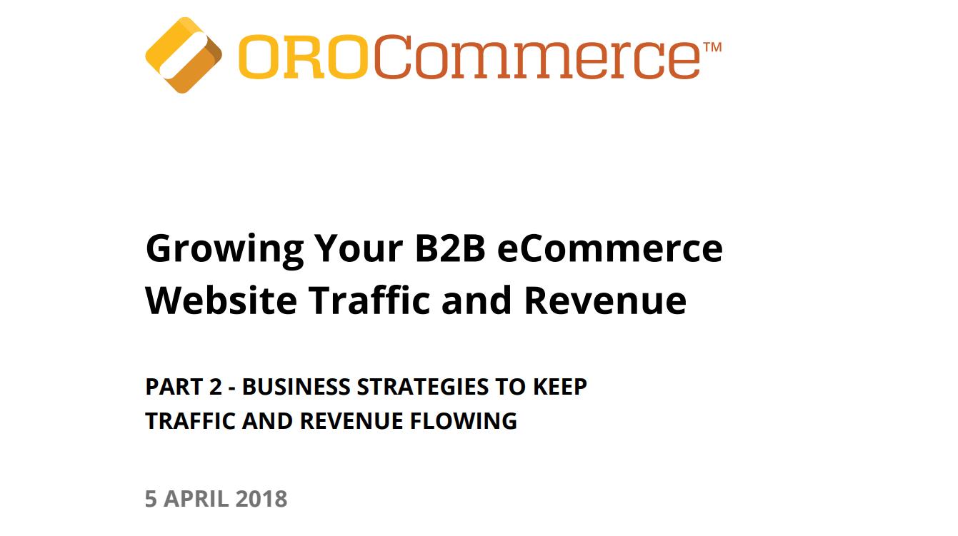 groei van je B2B e-commerce omzet