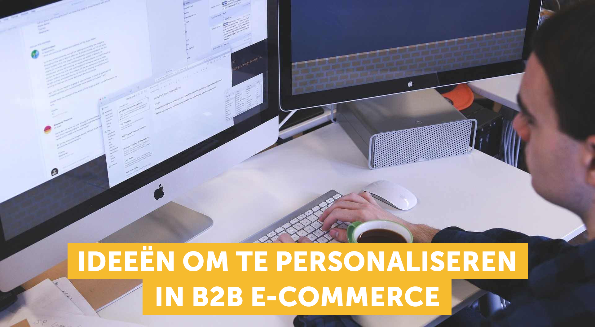 personaliseren in b2b e-commerce