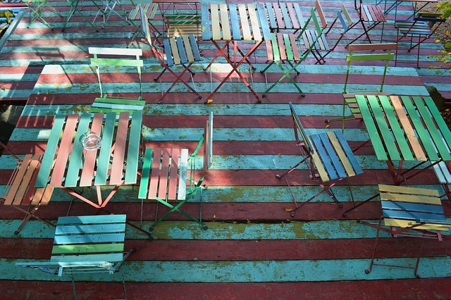 corona crisis en de foodsector: lege terrassen, Horeca in liquiditeitsproblemen