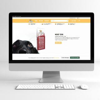 Wooof Shopware 6 webshop